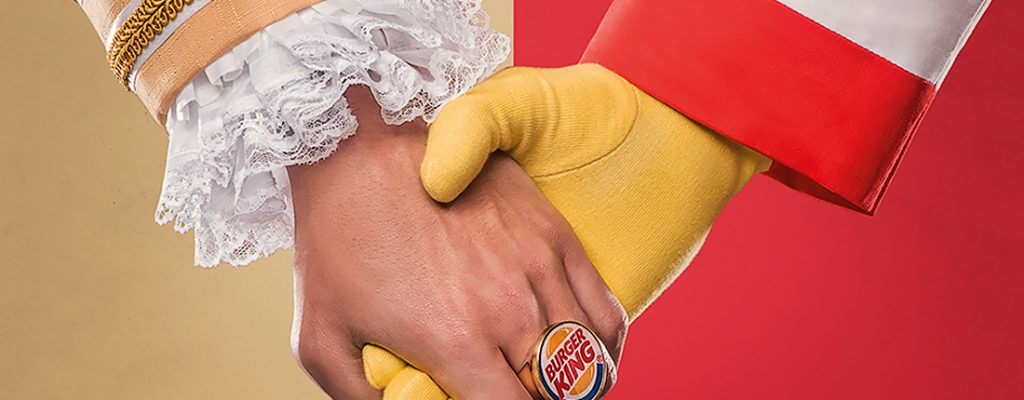 All hail the King: the rise and rise of experiential marketing. Burger King